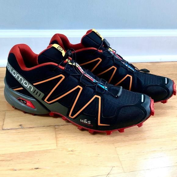 Salomon Shoes   Salomon Speedcross 3